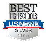 US News Silver Medal 2015